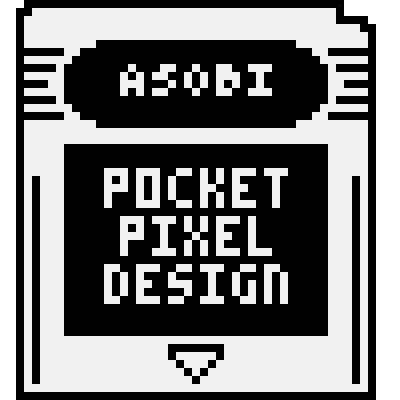 Pocket Pixel Design